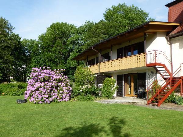 Villa Seegarten Wohnung