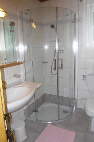 Apartment, shower, toilet, balcony