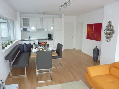 Appartment/Fewo, Dusche, WC, Terrasse