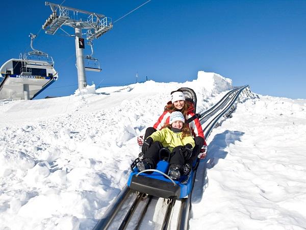 31 skigebiete im skikarussell am millst tter see k rnten for Turracher hohe skigebiet