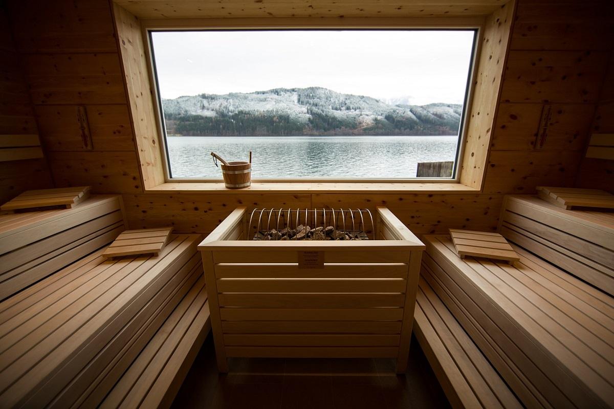 Spa Amp Wellness Lake Millst 228 Tter See Carinthia