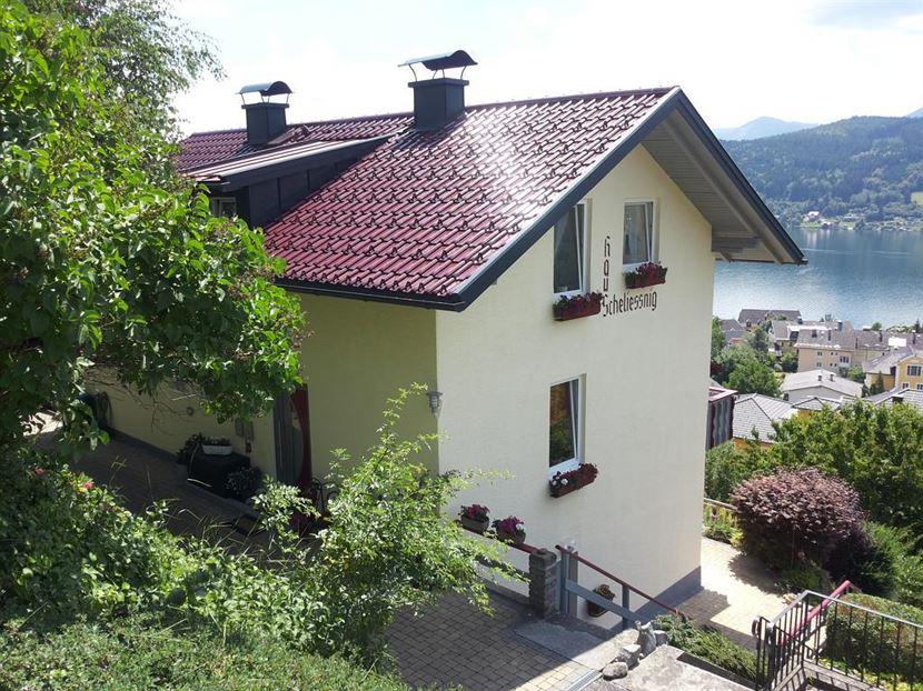 """Oase Terrassen terrassenferienwohnung """"energie oase"""" - millstatt am see"""
