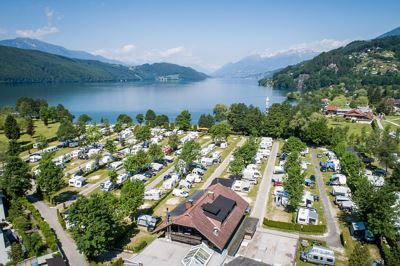 Camping Brunner am See Apartments - Chalets