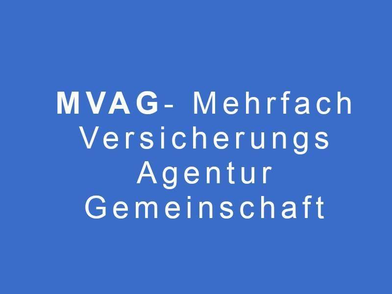 MVAG Mehrfach Versicherungs Agentur Gemeinschaft