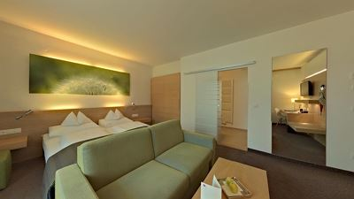 Junior Suite Relax Halbpension