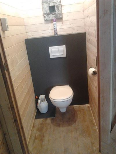 Holiday home, shower, toilet, 2 bed rooms