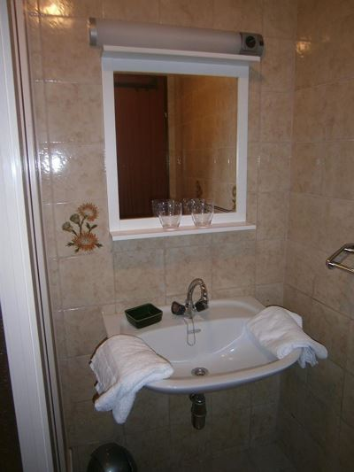 Apartment, shower, toilet, 1 bedroom