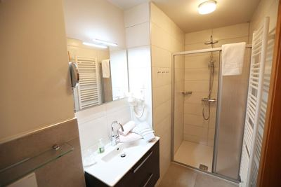 Junior Suite, Dusche, WC, Süd
