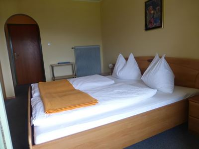 Double room, shower or bath, 1 bed room