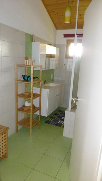 Holiday home, bath, toilet, 2 bed rooms