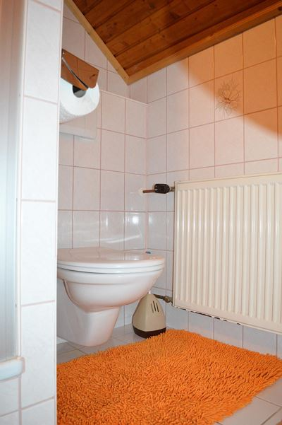 Appartement/Fewo, Bad, WC, waldseitig