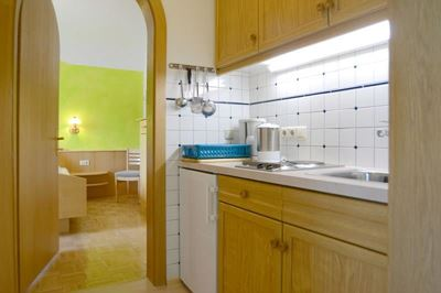 Apartment, shower, toilet, 1 bed room