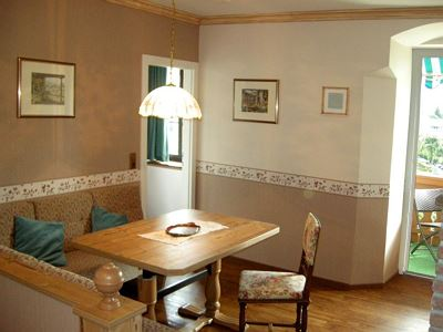 Familienapartment 2 - 4 Personen