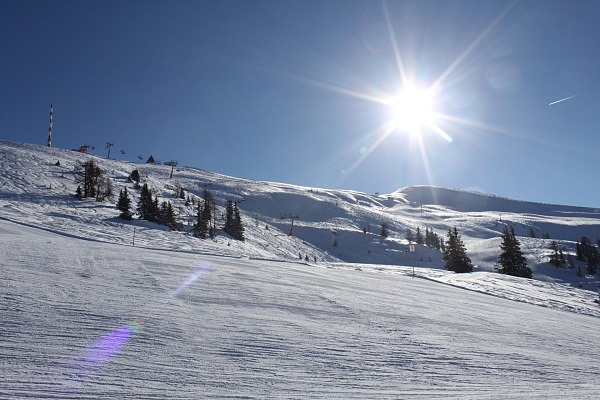 Ski, sun and fun at Goldeck